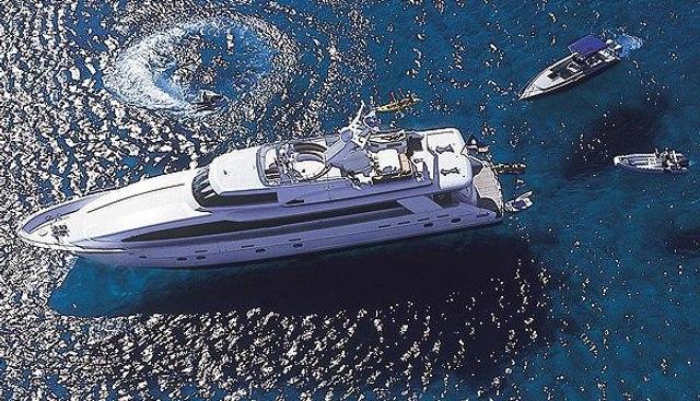 Sans Souci Charter Yacht - 2