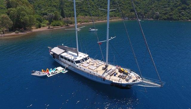 White Soul Charter Yacht