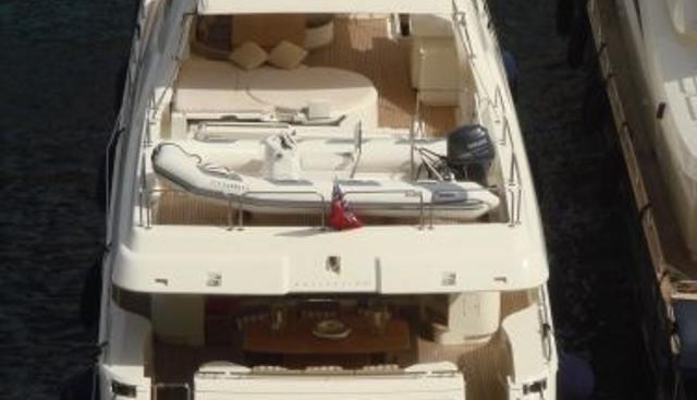 Sabrina Charter Yacht - 3