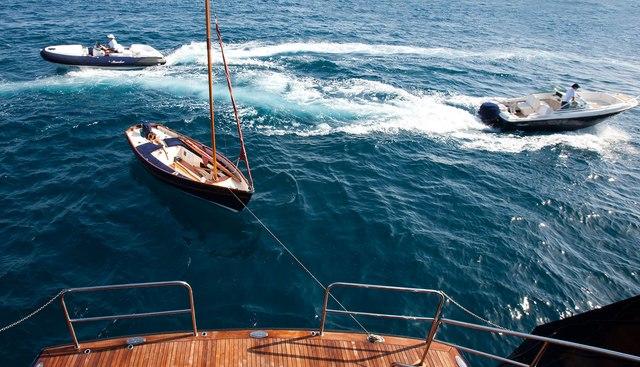 The Mercy Boys Charter Yacht - 5