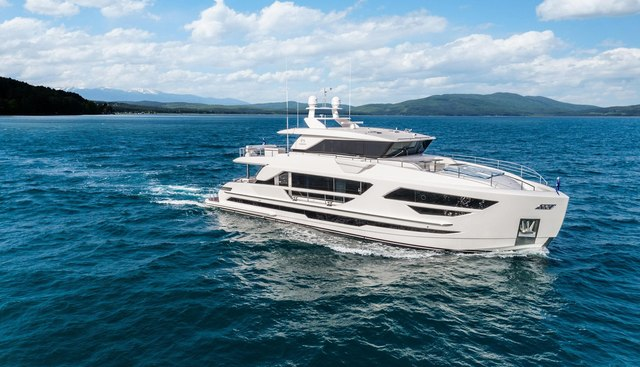 Belle Tu Charter Yacht