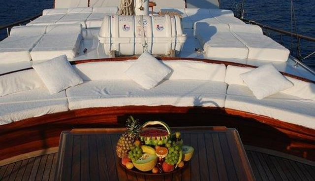 Dulcinea Charter Yacht - 5