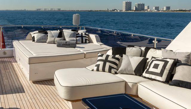 Exodus Charter Yacht - 4