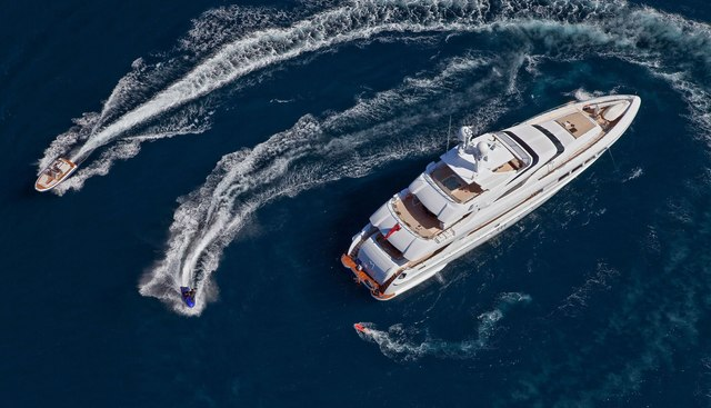 Seven S Charter Yacht - 5