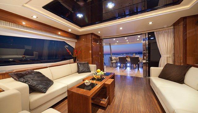 Black Mamba Charter Yacht - 7