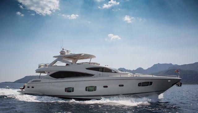 Unique Naz Charter Yacht