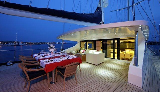 Perla del Mare Charter Yacht - 5