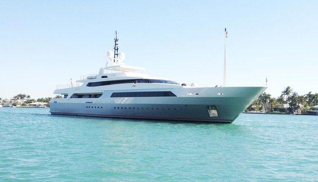 Vicky Charter Yacht