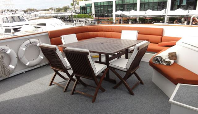 Eagle One Charter Yacht - 4