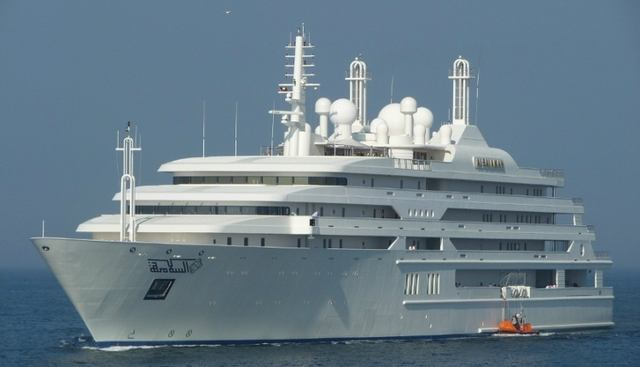 Al Salamah Charter Yacht - 4