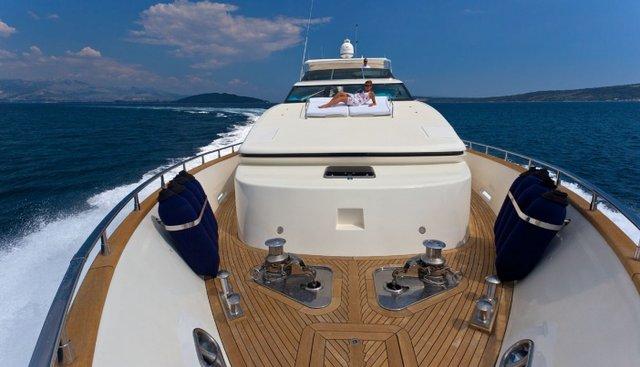 Happy Spirit Charter Yacht - 5