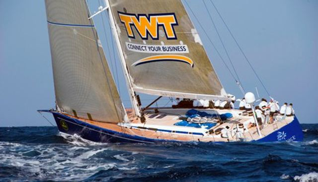 Charlotte Bis Charter Yacht - 6