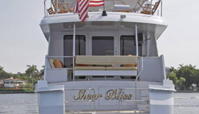 Sheer Bliss Charter Yacht - 2