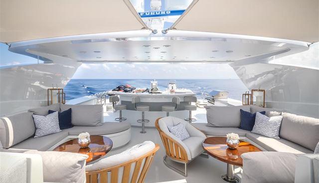 Finish Line Charter Yacht - 3