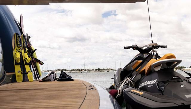 Irama Charter Yacht - 4