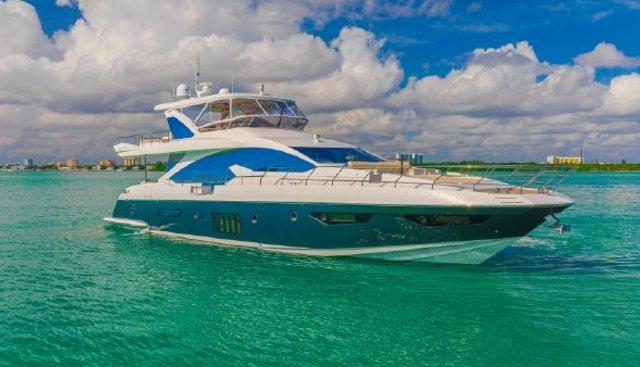Parallax Charter Yacht