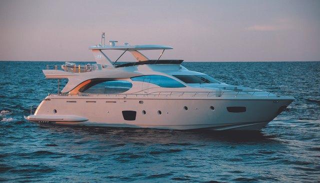 Princess Claudia Charter Yacht