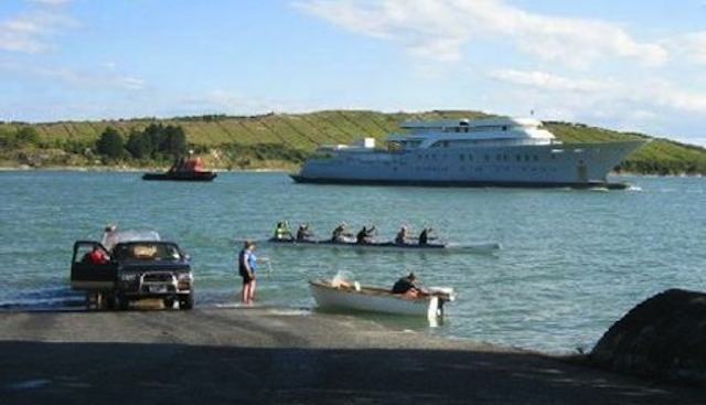 Grand Seraglio Charter Yacht - 8
