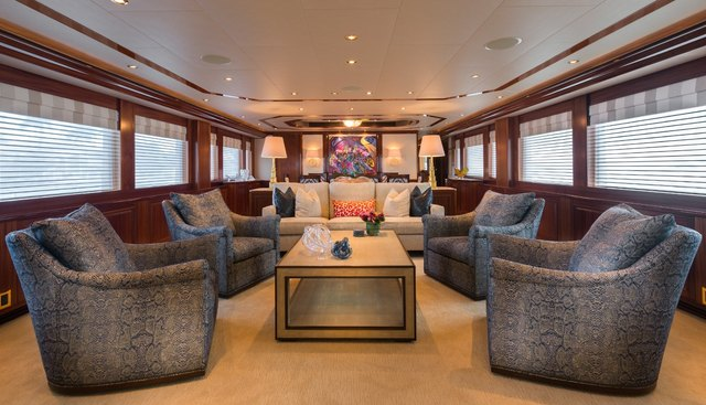 Milk Money  Charter Yacht - 6
