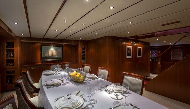 Northern Sun Charter Yacht - 8