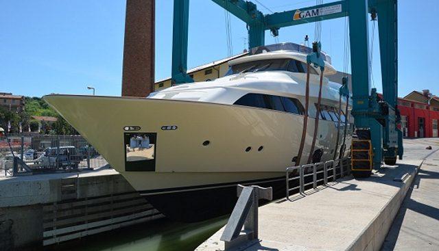 Immagine Charter Yacht