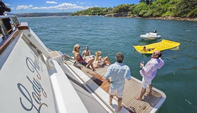 Lady Pamela Charter Yacht - 4