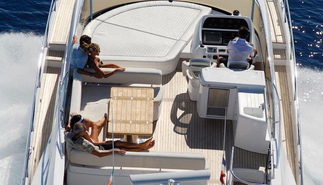 Truce Charter Yacht - 2