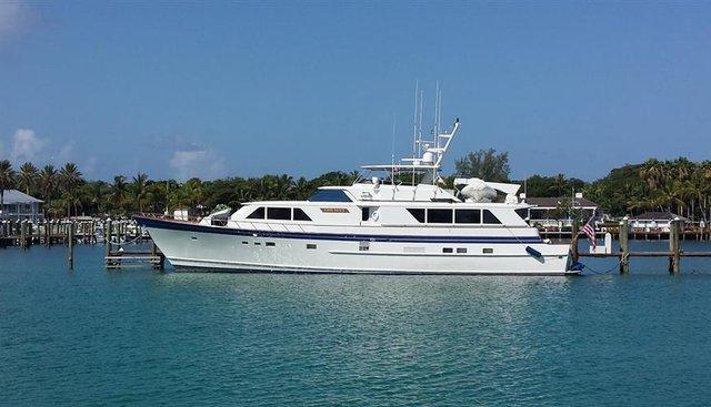 Fair Skies Charter Yacht