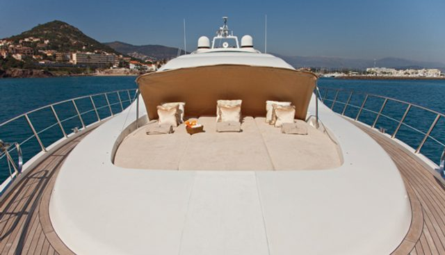 Delhia Charter Yacht - 2