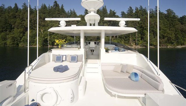 Tasia Charter Yacht - 3