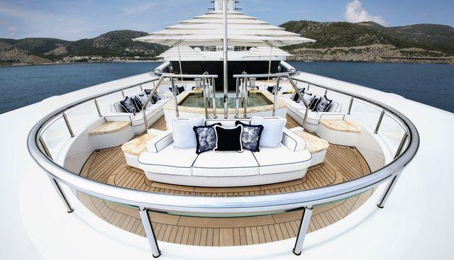 I Dynasty Charter Yacht - 3