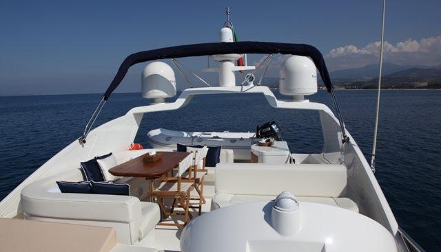 Gaby Charter Yacht - 5