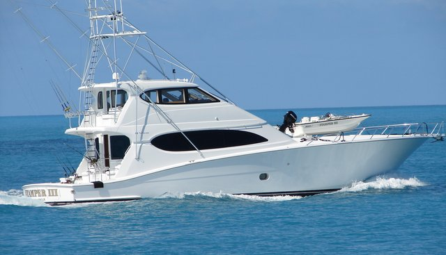 Stamper III Charter Yacht