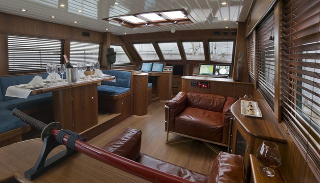 Domicil Charter Yacht - 6
