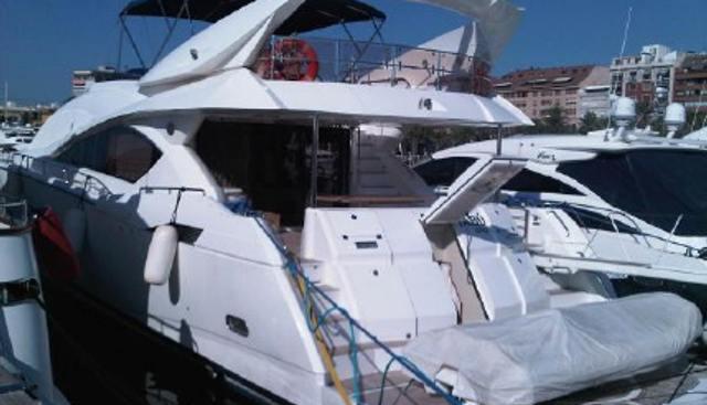 Tabu Charter Yacht - 2