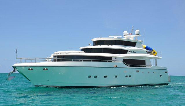 MIss Stress Charter Yacht