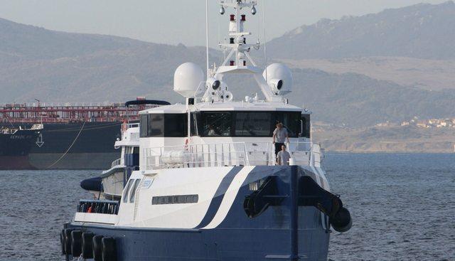 Pursuit Charter Yacht - 2