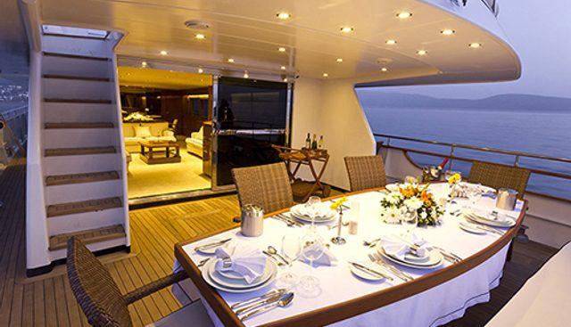 Nomi Charter Yacht - 4