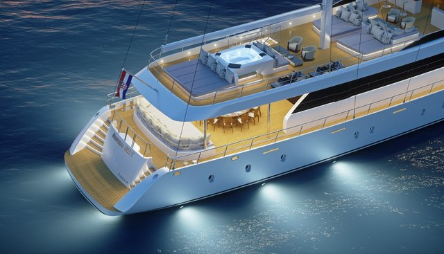Aurum Sky Charter Yacht - 4