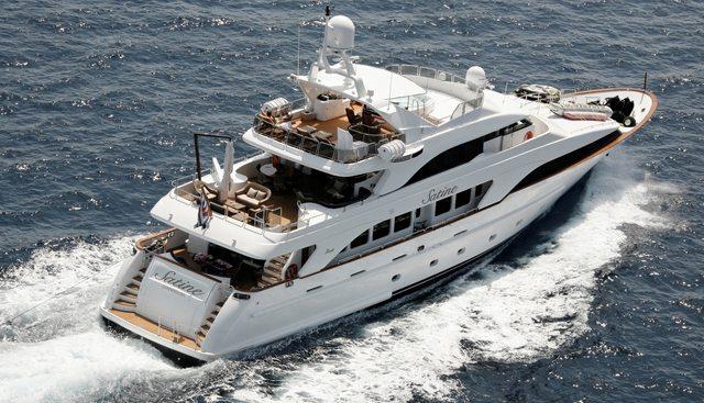 Satine Charter Yacht - 5