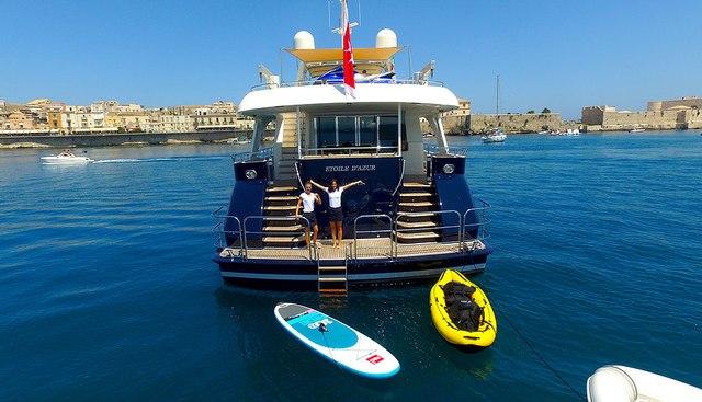 Etoile d'Azur Charter Yacht - 5