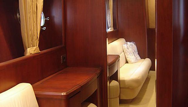 Larissa Charter Yacht - 4