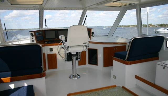 Excel Charter Yacht - 5