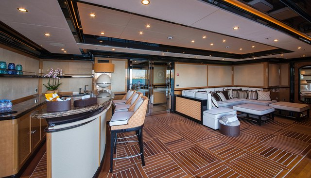 I Dynasty Charter Yacht - 7