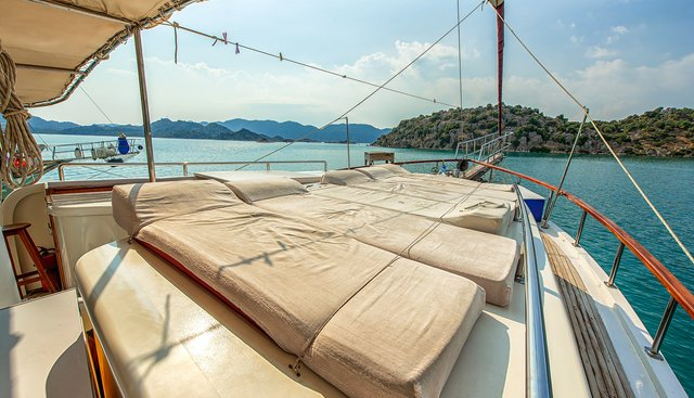 Grand Alaturka Charter Yacht - 2