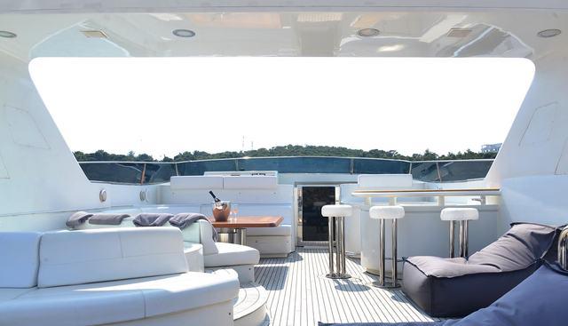 Lady P Charter Yacht - 4