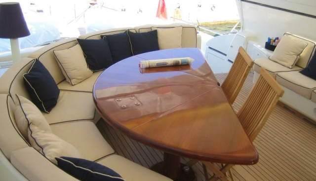 Columbia C Charter Yacht - 5