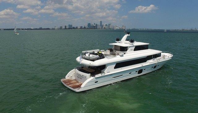 Sans Souci V Charter Yacht - 2