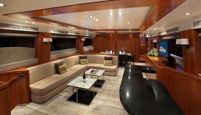 Aquarius Charter Yacht - 7