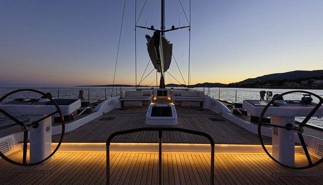 Shamanna Charter Yacht - 2